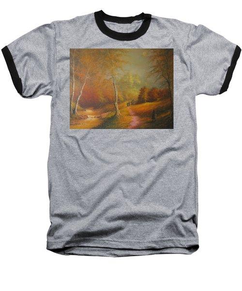 Lothlorien Baseball T-Shirt by Joe  Gilronan