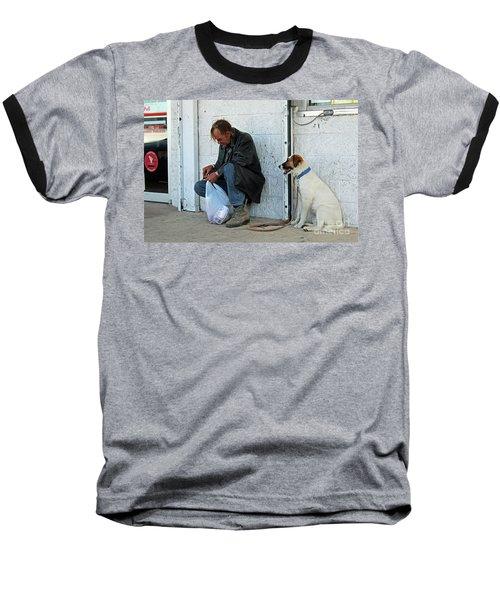 Baseball T-Shirt featuring the photograph Lottery Ticket by Joe Jake Pratt