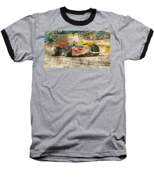 Lotus 49 - 33 Baseball T-Shirt