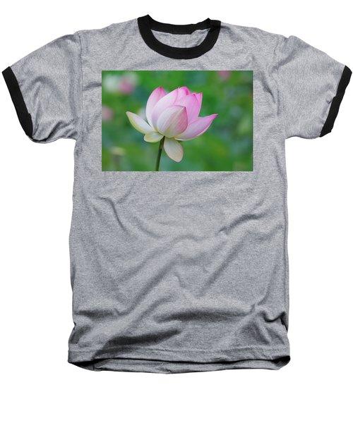 Lotus Bloom Baseball T-Shirt