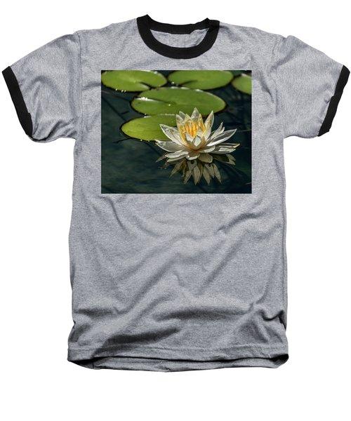 Lotus Baseball T-Shirt