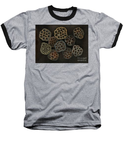 Lotus Pods Baseball T-Shirt