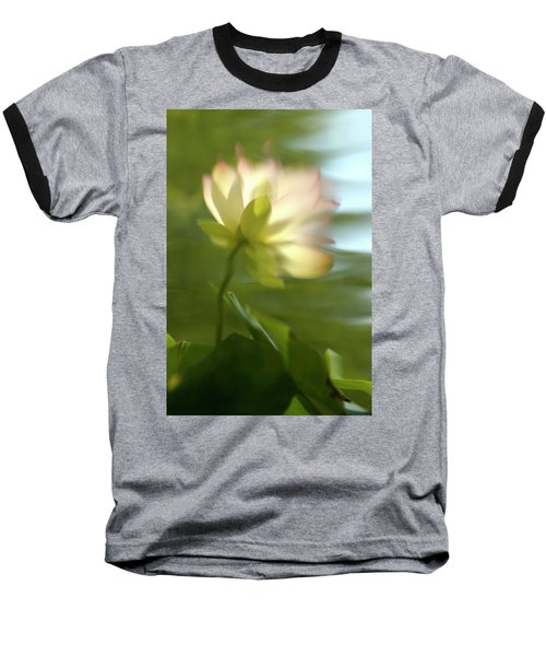 Lotus Reflection Baseball T-Shirt