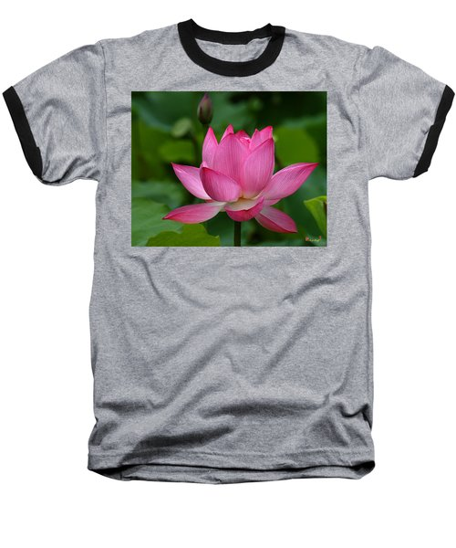 Lotus--shades Of Past And Future Dl029 Baseball T-Shirt