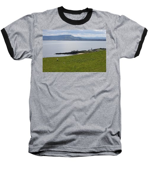 Lough Foyle 4210 Baseball T-Shirt