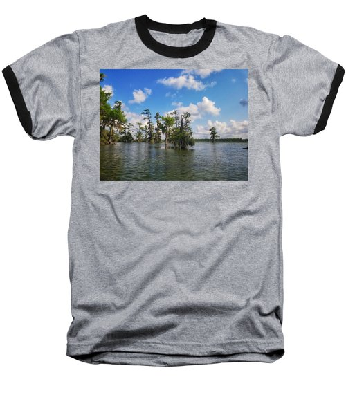 Louisiana Bayou Baseball T-Shirt