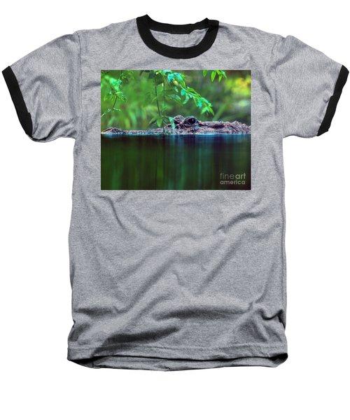 Louisiana Swimming Instructor  Baseball T-Shirt