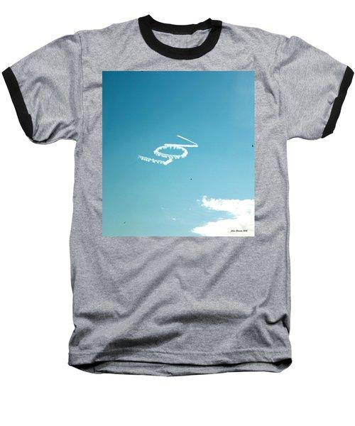 Lov In The Air  Baseball T-Shirt