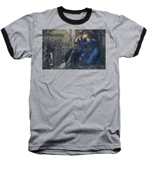 Love Among The Ruins Baseball T-Shirt