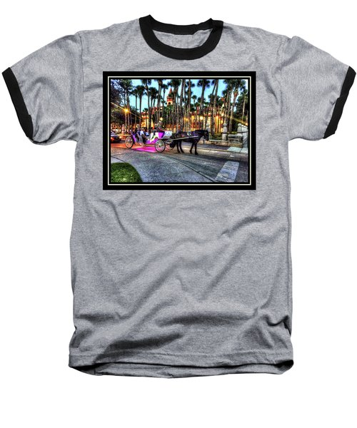 Baseball T-Shirt featuring the photograph Love And St Augustine by Steven Lebron Langston