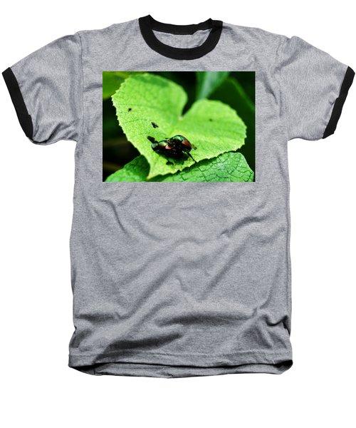 Love Bugs Baseball T-Shirt