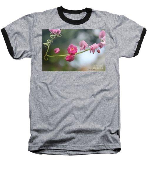 Baseball T-Shirt featuring the photograph Love Chain2 by Megan Dirsa-DuBois