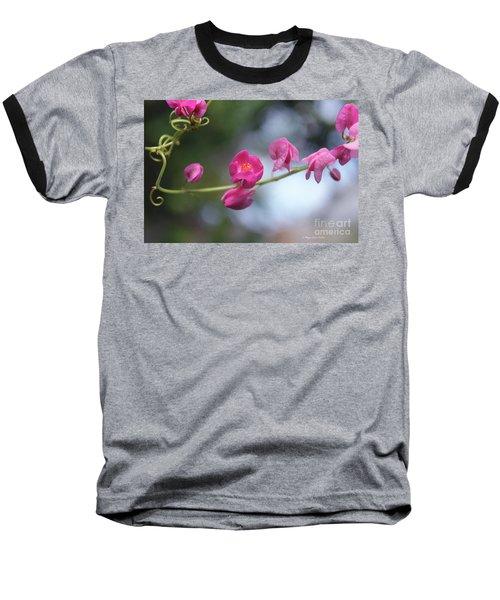 Baseball T-Shirt featuring the photograph Love Chain3 by Megan Dirsa-DuBois