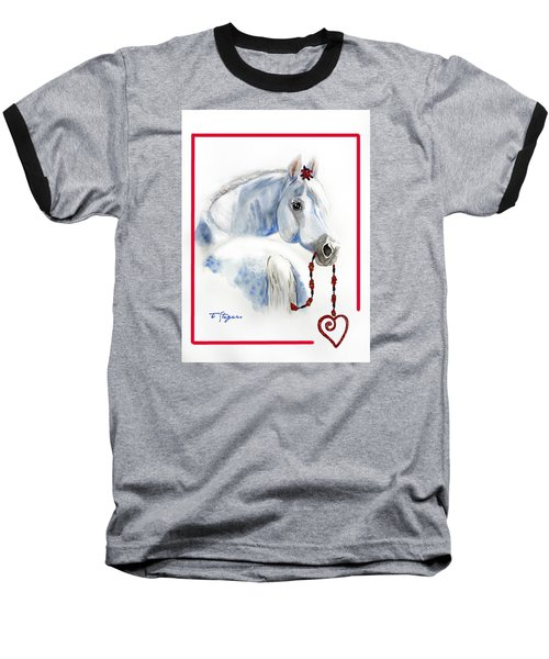 Love For Christmas Baseball T-Shirt