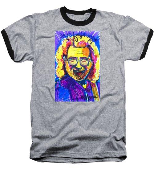Love For Jerry Baseball T-Shirt