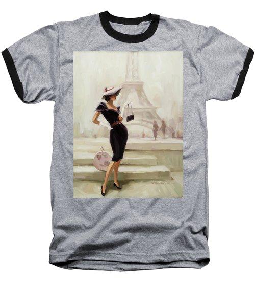 Love, From Paris Baseball T-Shirt