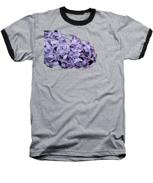 Love In Lilac Baseball T-Shirt