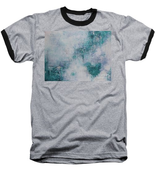 Love In Negative Spaces Baseball T-Shirt