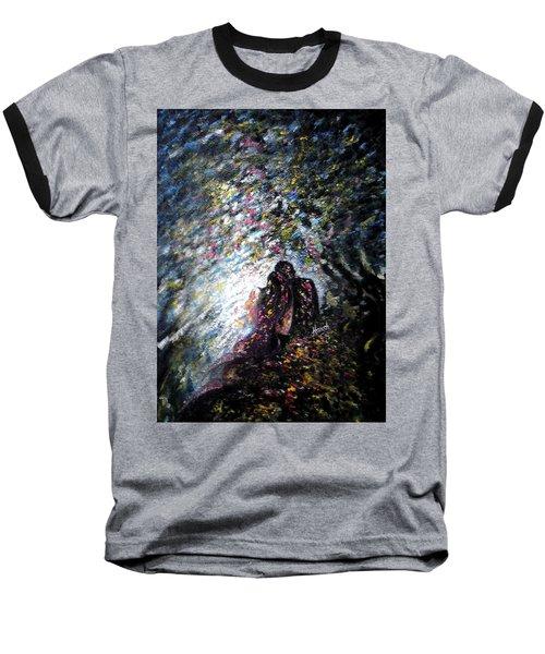 Love In Niagara Fall Baseball T-Shirt
