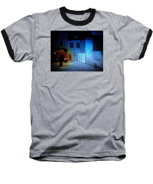 Love In San Fele Baseball T-Shirt by Bill OConnor