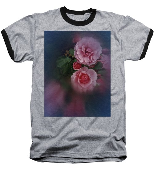 Love Is All You Need Baseball T-Shirt by Richard Cummings