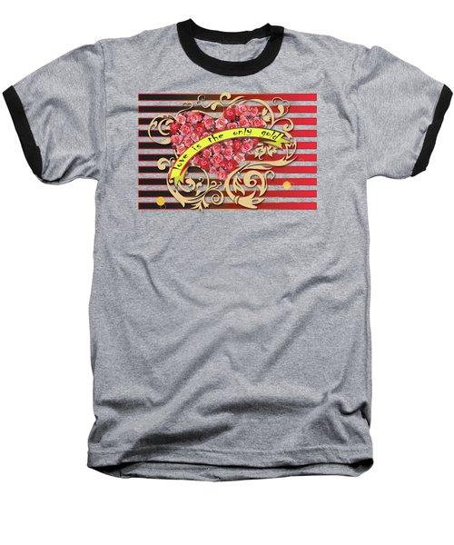 Love Is... Baseball T-Shirt