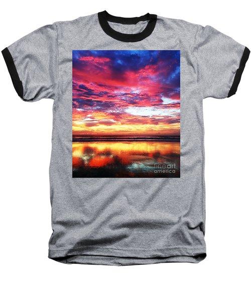 Love Is Real Baseball T-Shirt