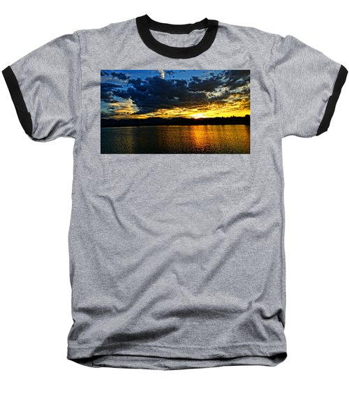 Love Lake Baseball T-Shirt