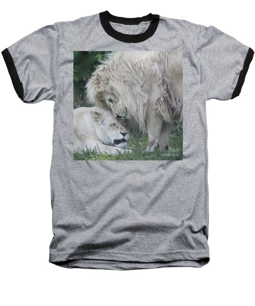 Love Lions Baseball T-Shirt