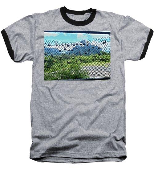 Love Locks In Moorea Baseball T-Shirt