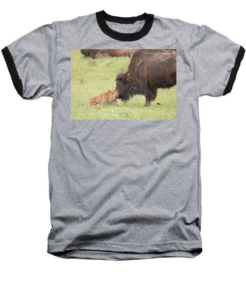 Love My Mama Baseball T-Shirt