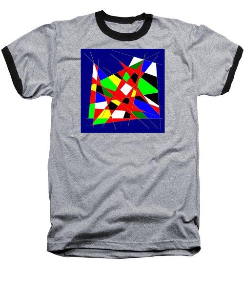Love No. 11 Baseball T-Shirt by Mirfarhad Moghimi