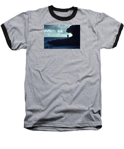 Love On The Rocks Baseball T-Shirt
