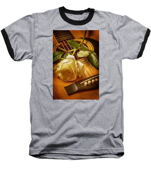 Love Song In The Making Baseball T-Shirt by Swank Photography