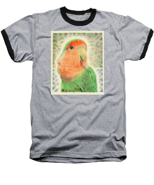 Lovebird Pilaf Baseball T-Shirt