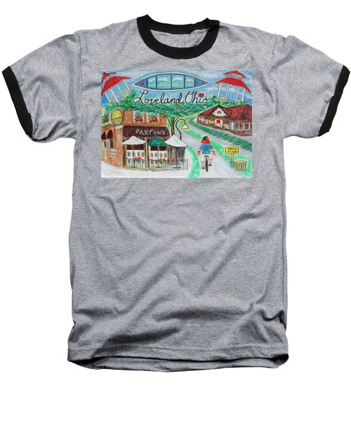 Loveland Ohio Baseball T-Shirt