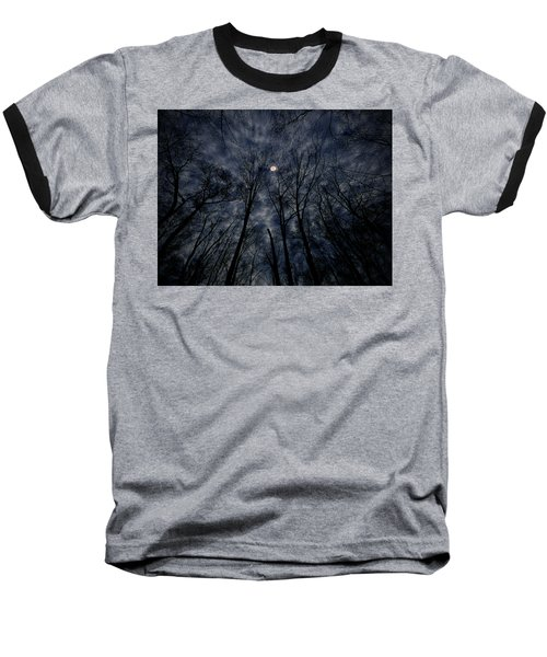 Baseball T-Shirt featuring the photograph Lovely Dark And Deep by Robert Geary