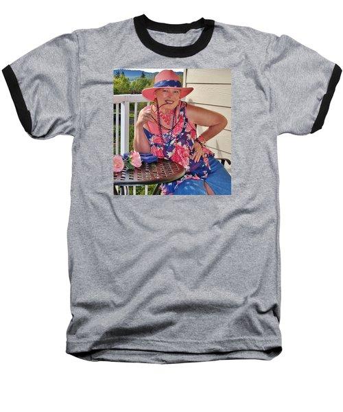 Lovely View Baseball T-Shirt