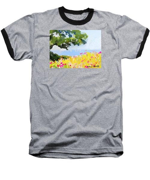 Lover's Lane, Rockport, Ma Baseball T-Shirt