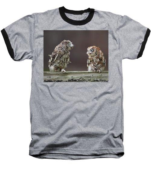 Lover's Spat Baseball T-Shirt
