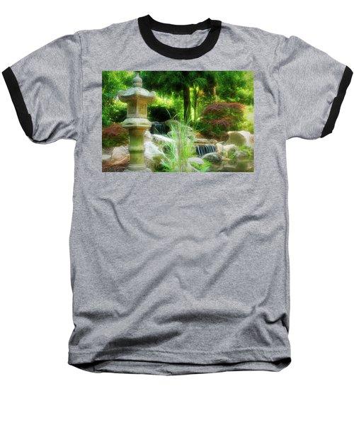Loves Garden Baseball T-Shirt