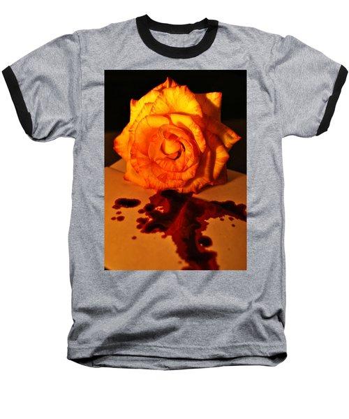 Loves Last Letter Baseball T-Shirt
