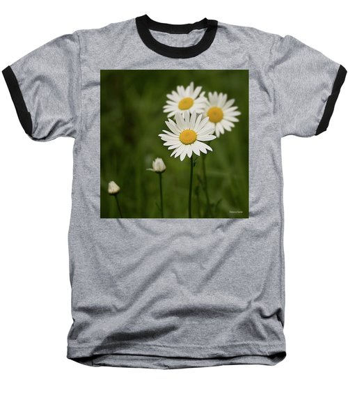 Loves Me, Loves Me Not Baseball T-Shirt
