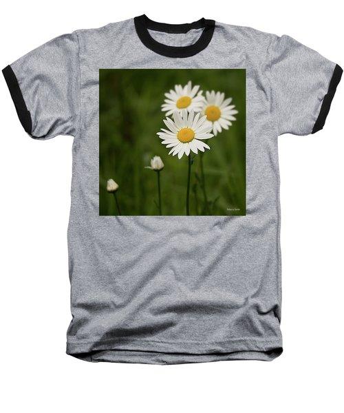Loves Me, Loves Me Not Baseball T-Shirt