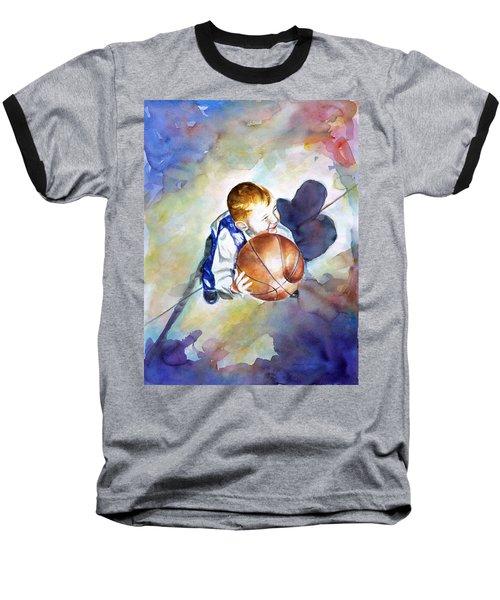 Loves The Game Baseball T-Shirt