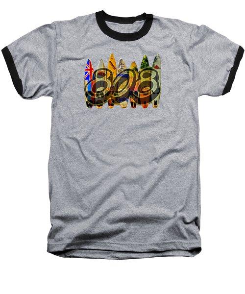 Lovin' 808 Baseball T-Shirt