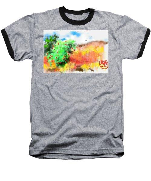 lovin Idaho autumn Baseball T-Shirt