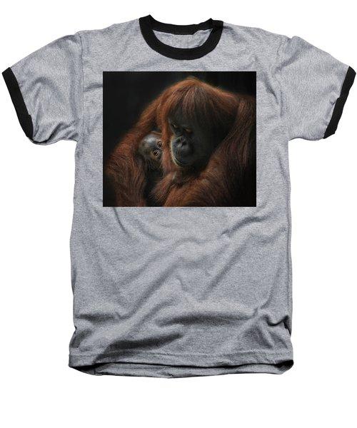 loving her Baby Baseball T-Shirt