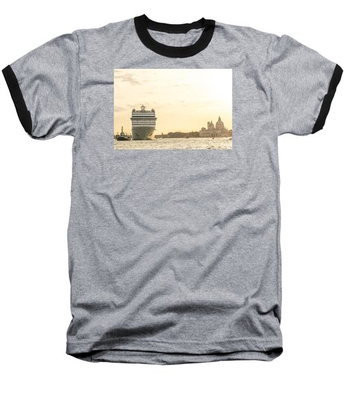 Loving Venice To Death Baseball T-Shirt