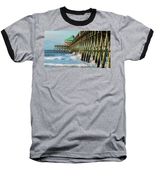 Low Country Landmark Baseball T-Shirt